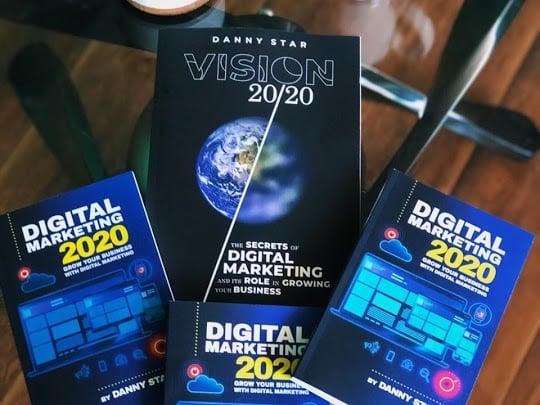 vision 2020 book danny star
