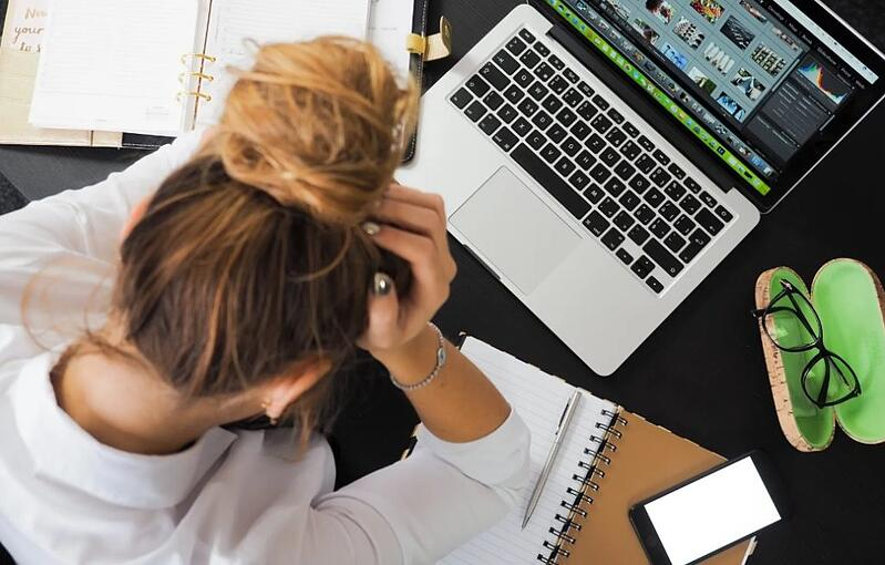 avoiding work burnout while working from home