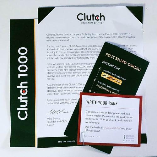 website depot clutch